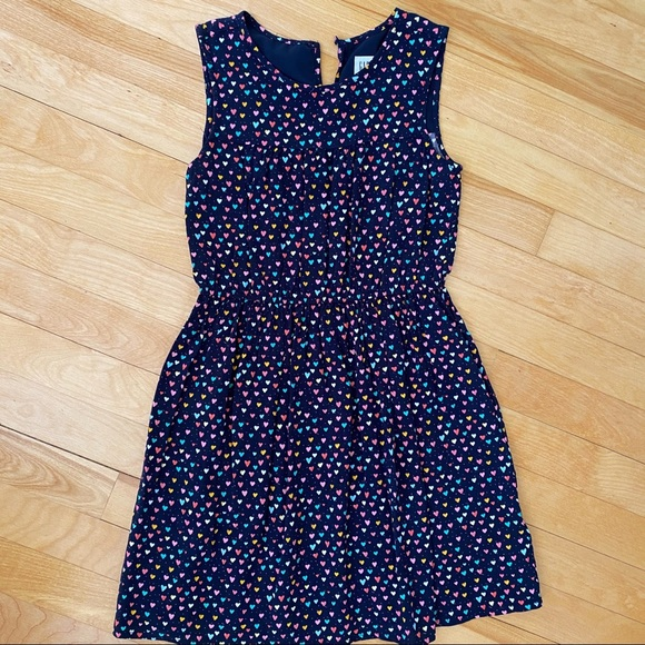 Gap Tank Heart Dress - Size M